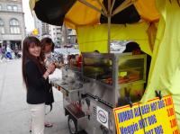 節約できるカナダの外食メニュー